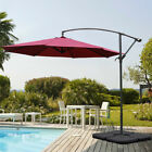 Garden Banana Parasol Base Stand Water Filled Weights For Cantilever Umbrella UK