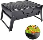 Foldable BBQ Barbecue Charcoal Grill Outdoor Garden Camping Picnic Cooking Stove