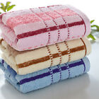 JP_ KQ_ Cotton Egyptian Towels Set Bale Bath Sheet Hand Large Luxury Stripe To