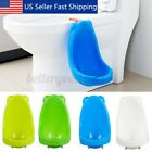 Potty Training Urinal for Baby Toddler Boy Bathroom Pee Trainer Hanging Toilet image