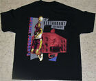 Michael Jordan Retaurant Chicago Reprint Cotton Black Men T-shirt S-4XL YY560 image