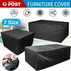 1x Outdoor Furniture Cover Garden Patio Rain Uv Table Protector Sofa Waterproof