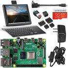 Vilros Raspberry Pi 4 Desktop Set with 8 Inch Screen and Keyboard/Touchpad
