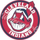 Cleveland Indians Chief Wahoo Circle Vinyl Decal / Sticker ⚾️ on Ebay
