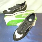 PUMA Trainers Size 39-45 1975 Stockholm Vintage 80er Years New IN Black Boxed