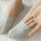 Fashion Non-slip Breathable Invisible Ankle Hosiery Cotton Low Cut Boat Socks