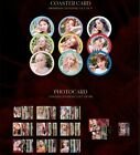 Twice More&more Official Photocards & Coaster Cards [select Member] (us Seller)
