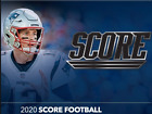 2020 Score Football - Parallels - You pick - RCs/ Vets/ Inserts - Free shipping! $0.99 USD on eBay