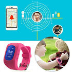 Tracker Wrist Watch SOS Anti Lost Mobile Phone App Smart Watchband US Shipping