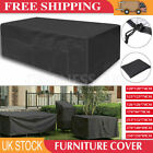 Waterproof Garden Patio Furniture Cover Covers Rattan Table Cube Sofa Outdoor