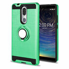 For Coolpad Legacy Phone Case Shockproof Rugged Ring Stand Holder Armor Cover