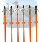 "32"" Hunting Fishing Shooting Fish Bowfishing Arrows with Broadheads 3/6/12pcs"