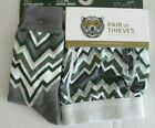 NWT-Pair of Thieves Men's Super Fit Boxer Brief & Crew Socks Set-Choice S,M or L