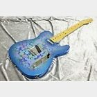 Fender Custom Shop Target Products 1968 Telecaster Lush Closet Classic Blue for sale