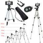 39 inch Camera Tripod Stand Phone Holder + Bluetooth Remote + Bag For Cell Phone
