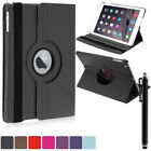 360 Rotating Leather Smart Stand Case For Apple iPad 2/3/4 PRO MINI AIR 10.2 9.7