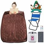 OppsDecor Portable Folding Home Steam Sauna SPA Loss Weight Detox Therapy Tent//