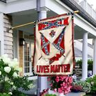 Redneck Lives Matter Polyester Flag Outdoor Indoor Home Decor