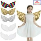 US Fashion Feather Angel Wings Large for Dance Party Cosplay Decor Stage Show