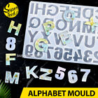 Silicone Mold Diy Alphabet English Letter Epoxy Resin Mould Jewelry Pendant Au