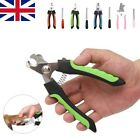 Pet Cat Dog Toe Nail Clippers Cutter Trimmer File Professional Grooming Tool