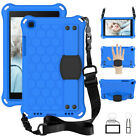 For Samsung Galaxy Tab A 8.0 2019 T290 T295 Kids EVA Handle Stand Case Cover