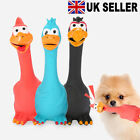 Screaming Chicken Pets Dog Cats Toys Squeeze Squeaky Sound Funny Toy