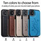 Full Shockproof Leather Card Slot Wallet Case For Iphone 11 Pro 7 8 Plus Xs Max