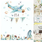 Removable Wall Sticker Mural Diy Self-adhesive Decoration Playroom Home