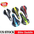 Bicycle MTB Bike Cycling Saddle Road Mountain Gel Pad Sports Soft Cushion Seat