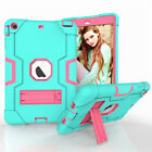 For Apple iPad 2 3 4th Gen 9.7 inch Shockproof Armor Stand Protective Case Cover