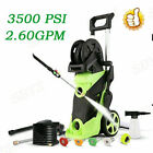 3500PSI 2.6GPM Electric Pressure Washer High Power Pressure Cleaner Sprayer B 20