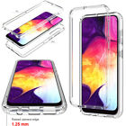 For Samsung Galaxy A51 A71 5G/A71 A51 4G/A50/A20/A30 Clear Case Cover
