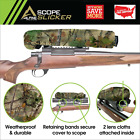 """Scope Slicker Waterproof, Rifle Scope Cover, Large Fits 14"""" - 20"""" Length Scopes"""