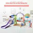 Toddler Climber Slide Play Swing Set Kids Indoor/Outdoor Playground Boy Girl Toy