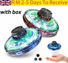 Mini Drone Quad Levitation UFO Flying Toy Hand-controlled Kids Gift UK