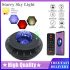 LED Galaxy Projector Starry Night Lamp Star Projection Night Light Xmas Gift US&