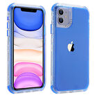 Case For Apple iPhone 12 Pro Max 12 Mini 11 8 7 6 Shockproof Hybrid Bumper Cover