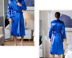 Mens Sleepwear Gowns Bathrobe Men Pants Bath Robes Underwear Lightweight Clothes