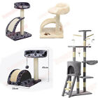 2021 New Cat Tree Scratching Post Scratch Activity Centre Bed Toys Scratcher