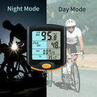 Bike Cycling Bicycle Cycle Computer Odometer Speedometer LED Backlight Best