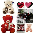 Valentines Day Anniversary Decorations Novelty Gifts LOVE Teddy Bears & Cushions