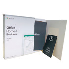 MS Office Home And Business 2019- 1 User Key Online(For Windows) Or Key Card(For