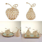 Sparkling Crystal Figurine Collection Ornament Home Office Table Decoration