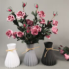 Anti-ceramic Flower Vase Home Decor Wedding Decorations Rattan-like Unbreakable