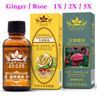 PURE Plant Therapy Lymphatic Drainage Ginger Oil Massage Oil