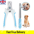 Professional Pet Cat Dog Nail Clipper Claw Cutter Animal Grooming Trimmer File