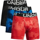 Under Armour CC 6in Novelty Underwear - 3-Pack - Men's <br/> Have any questions on an item? Our gearheads can help!