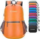 ZOMAKE Ultra Lightweight Packable Backpack Small Water Resistant Travel Hiking D