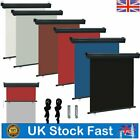 Balcony Awning Side Retractable Awning Sunshade Privacy Screen Window Roll Blind